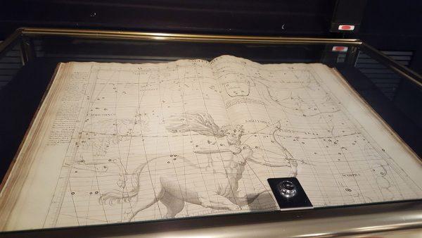 The Atlas Coelestis. Image Credit: Zal Kanga Parabia