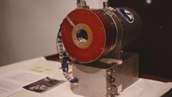 The first digital camera built in WA. Image Credit: Zal Kanga Parabia