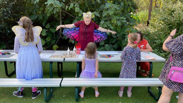 Fairies activities. Image Credit: Dr Jan Baldwin