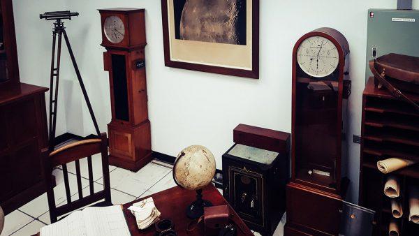 Government Astronomer's Office. Image Credit: Matt Woods