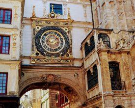 Gros horloge banner