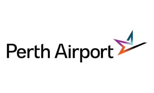 Homepage logo for Perth Airport