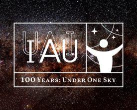 IAU 100 banner