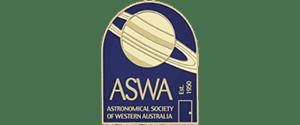 Astronomical Society of Western Australia logo