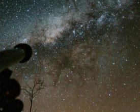 Minchin Telescope banner
