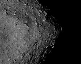 Nearest asteroid banner
