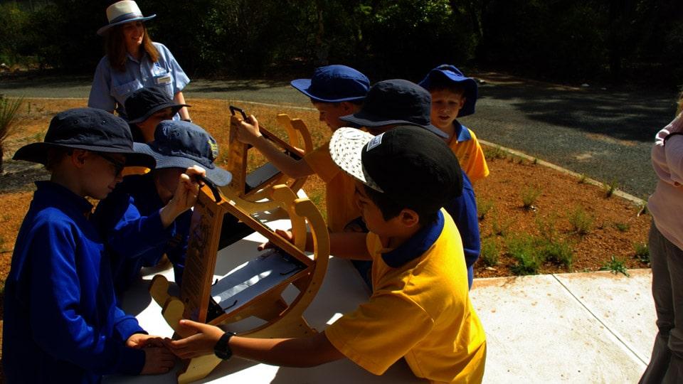 School tour activities