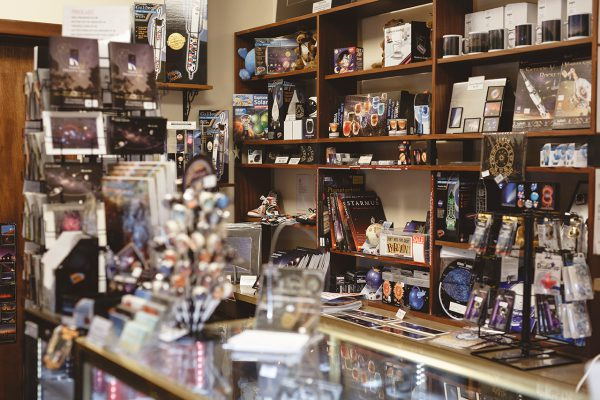Games and activities in our shop. Image Credit: Zal Kanga Parabia
