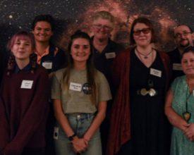 New volunteers in the Summer 2020 intake. Image Credit: Matt Woods