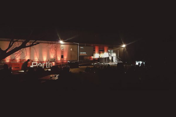 TEDx Perth Saloon. Image credit: Matt Woods