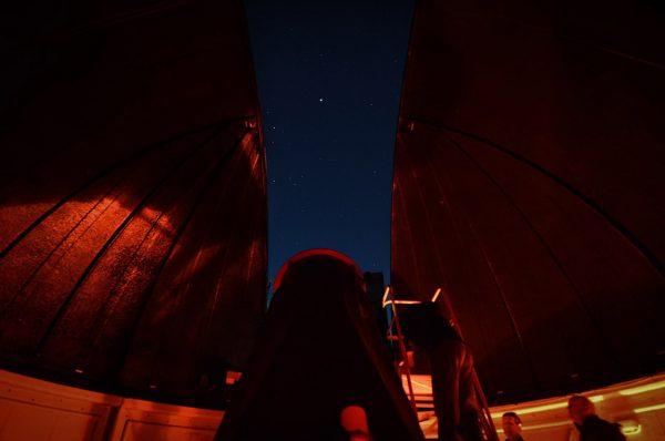 The 30 inch Obsession Telescope. Image Credit: Matt Woods