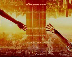 Upside Down movie banner